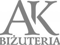 Dotychczasowe logo AK-Biżuteria