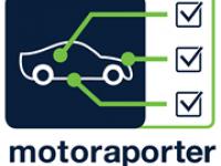 aktualne logo Motoraporter