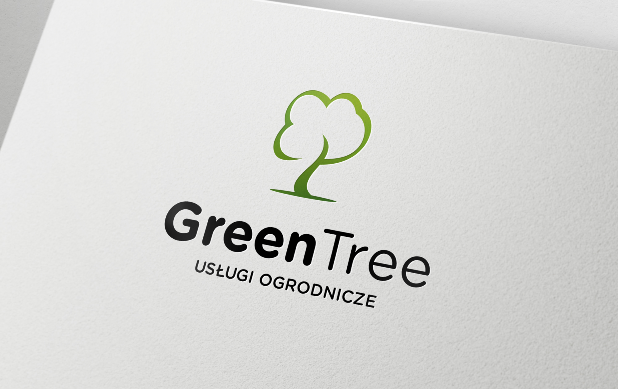 Projekt Pakiet Firmowy Logo Wizytówka Papier Firmowy Grafika Gk