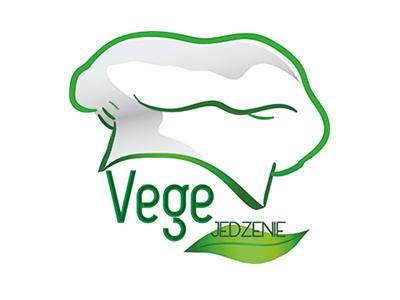 Logo Vege jedzenie