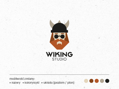 Logo Wiking studio