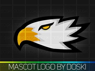 Logo Orzeł Mascot Logo