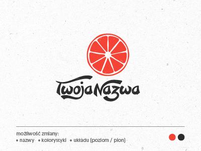 Logo Red Lemon