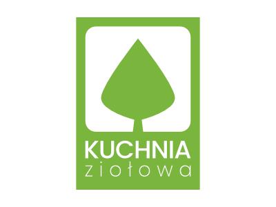 Logo kuchnia ziołowa